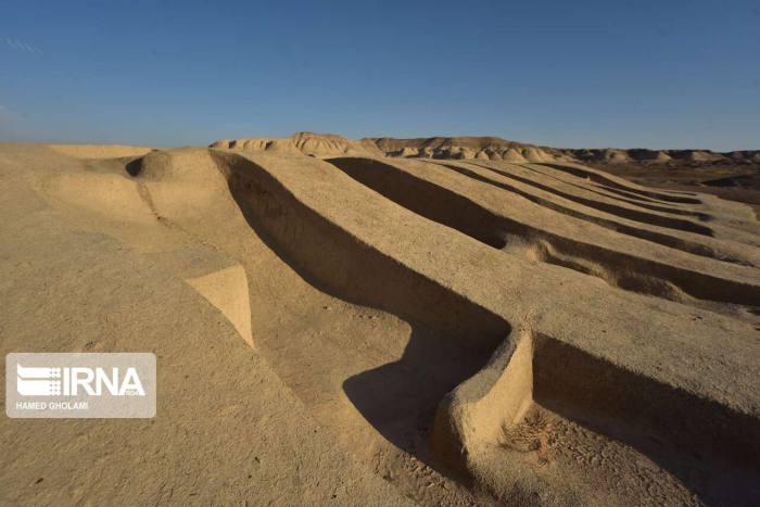 เมืองโบราณอิหร่าน